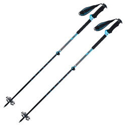 2021 K2 LockJaw Carbon Adjustable Ski Poles S200900101 $124.95