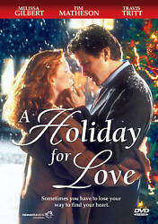 Holiday for Love DVD 2012 Christmas Movie Romance with Melissa Gilbert $15.99