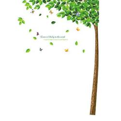 Green Tree Vinyl Removable DIY Room Home Decor Wall Stickers Decal C $10.67