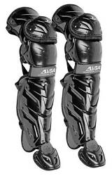 All Star Youth S7 Axis Catcher#x27;s Leg Guards Ages 9 12 New $119.95