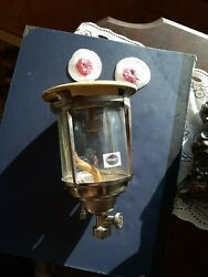 Vintage 70s yellow Primus lantern model 2158 2 replacement mantles made in USA $45.00