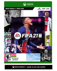 FIFA 21 Standard Edition Xbox One Xbox Series X $29.99