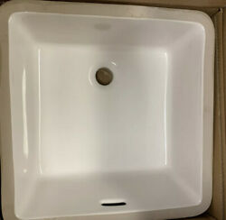 "Pottery Barn Paulsen Mini Basin Replacement Sink NEW IN BOX 19.88x19.88x12.4"" $169.99"