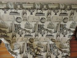 KRAVET DESIGN NOVELTY HIGH DURABILTY UPHOLSTERY FABRIC 5 YARDS 15395 $59.00