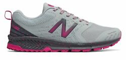 New Balance Women#x27;s FuelCore NITREL Trail Shoes Blue with Grey $38.35