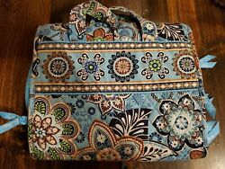 VERA BRADLEY Hanging Organizer BERMUDA BLUE💙 Retired Hard To Find $22.99