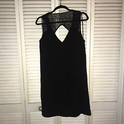 party dresses for women. Sexy and Sharp Little Black Dress. Size L. $14.99