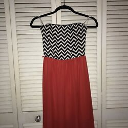 Summer party dress for women Off Shoulder vibrant colors Size Small $9.99