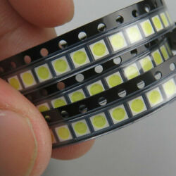 100Pcs 3030 SMD Lamp Beads 3V 3.7V Diode LED TV Backlight Strip BarRepair TV $6.89