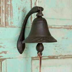 Reproduction Vintage Logan Dinner Bell Vintage Country Home Decor $19.75