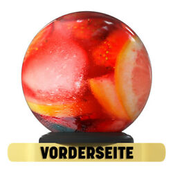 Bowling Ball OTB Sweet Cocktail For Spare And Strike Funball Motif $167.84
