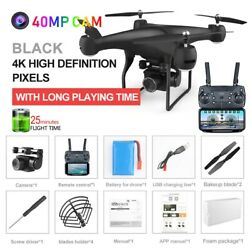 RC Drone UAV with Aerial Photography 4K HD Pixel Camera Remote Control 4 Axis $88.00