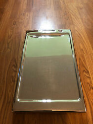 Wedgewood Vintage Stove Part Re Chromed reconditioned Cooking Griddle $299.99