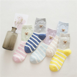 New Tube Socks Women Cute Painting Colorful Novelty Female Cotton Casual Socks $3.98