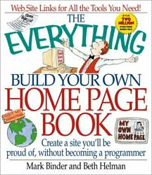 Everything Build Own Homepage Everything Series $5.02