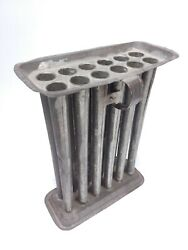 Antique Colonial style 12 Candle Mold 9.5quot; tall candles $64.95