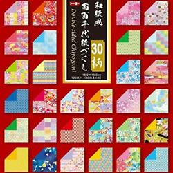 Toyo Origami Japanese paper Chiyogami Double sided 15cm 30 patterns 120 sheets $37.32
