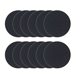 12 Pack Charcoal Filters for Kitchen Compost Bin Pail Replacement Filter Home $18.98