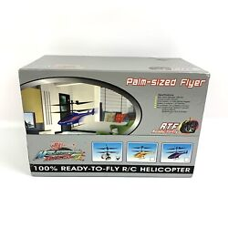 Walkera Helicopter R C 5 5 RTF Palm Sized Flyer Excellent Condition Read Descrip $99.99