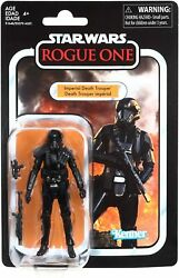 Star Wars Imperial Death Trooper Action Figure 3.75 Scale Vintage Collection $18.95
