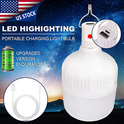 Rechargeable Lantern Light LED Tent Light Outdoor Hanging Emergency Lamp Camping $19.99