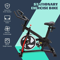 Exercise Bike Stationary Cycling Indoor Bike Home Gym Equipment for Cardio More $162.83