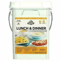 Emergency Food Supply Bucket Wise Survival 30 Day Meals Supplies Storage Kit New $68.30