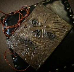 NEW Book Of The Dead Necronomicon With Pages Inspired by Evil Dead Must See $129.75