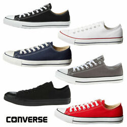 Converse CHUCK TAYLOR All Star Low Top Unisex Canvas Shoes Sneakers NEW $12.98