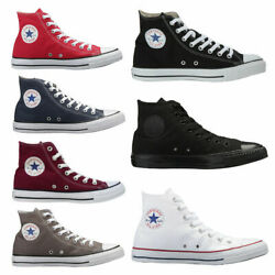 NEW Converse CHUCK TAYLOR All Star High Top Unisex Canvas Shoes Sneakers $13.86