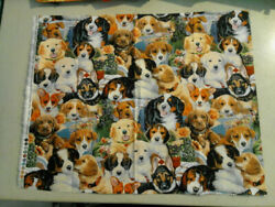 Puppy Dog Dogs fabric 260963 $2.59