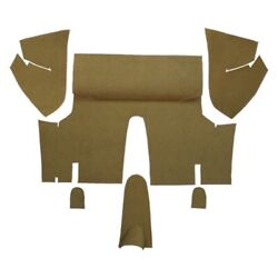 Trunk Mat for 1971 1973 Ford Mustang Coupe Trunk Kit Floor Only Nylon $172.99