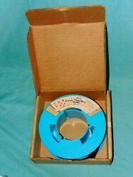 Vintage 2quot; Quadruplex Video Tape TV Commercial For Movie Theatres