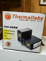 Thermaltake TR2 430W Computer Power SUPPLY $25.00