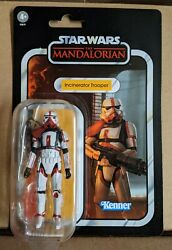 Star Wars Incinerator Trooper Vintage Collection VC177 Mandalorian Fast Ship New $30.95