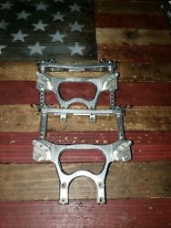 Integy T Maxx E Maxx Aluminum Shock Towers and Body Mount Posts monster rc parts $47.99