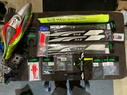 SAB 500 Sport RC Helicopter ARTF $700.00