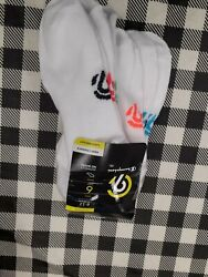 CHAMION WOMEN#x27;S 8 12 SOCKS NO SHOW 6 PAIR PERFORMANCE LIGHTWEIGHT $10.00