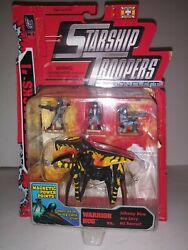 1997 Galoob Starship Troopers Action Fleet Battle Pack #1 MOC $70.00