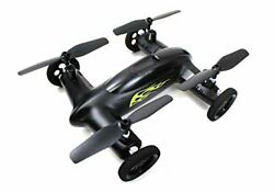 Syma X9 Flying Quadcopter Car Remote Control Car and Drone with Battery $41.20