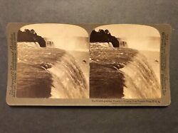 Antique Niagara Falls New York From Prospect Point Stereoview SV Photo $9.95
