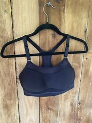Women's Medium Black Champion Sports Bra $20.00