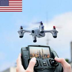Hubsan NEW 2.4GHz RC Drone HD Wide Angle Camera WiFi FPV Drone Camera Quadcopter $41.59