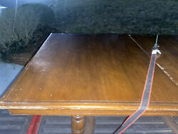 Large Vintage Wooden Table $100.00