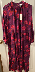 A New Day Womens Floral Maxi Dress Size Large NWT $16.00