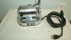 Vintage Emesco 90NH Dental Motor 45K rpm Forward amp; Reverse 1 5 hp $22.50