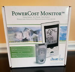 Power Cost Monitor Track Electric Usage and Cost in Real Time Model BLI 28000 $35.00