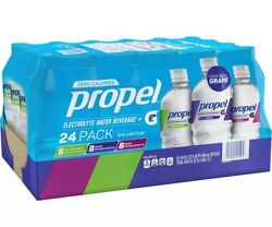 Propel Zero Calorie Flavored Water Variety Pack 16.9oz 24pk $26.01