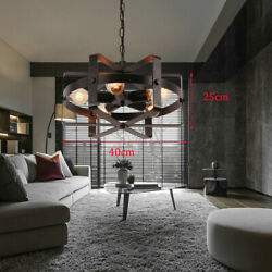 Drum Chandelier Modern Farmhouse Pendant Chandeliers for Dining Living Room $81.87