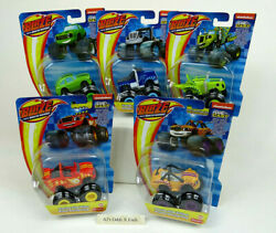 Nickelodeon Blaze And The Monster Machines Diecast Trucks Assortment You Choose $12.99